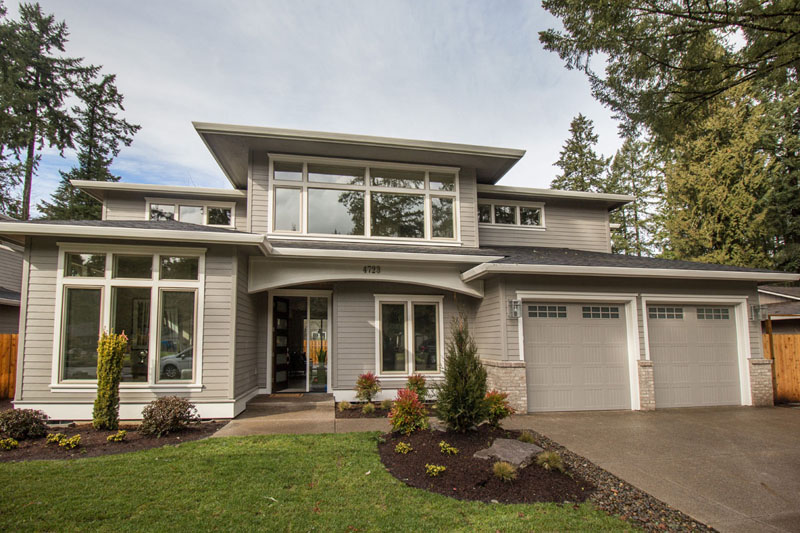 2 Story Modern Traditional