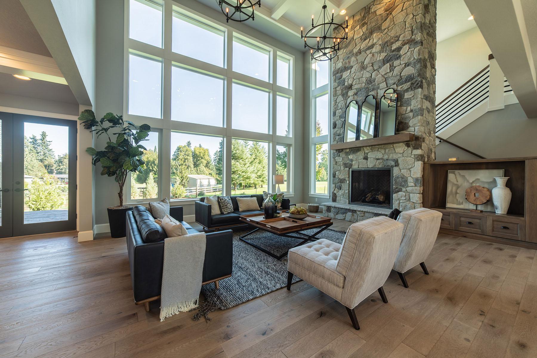 Bosky Dell living room