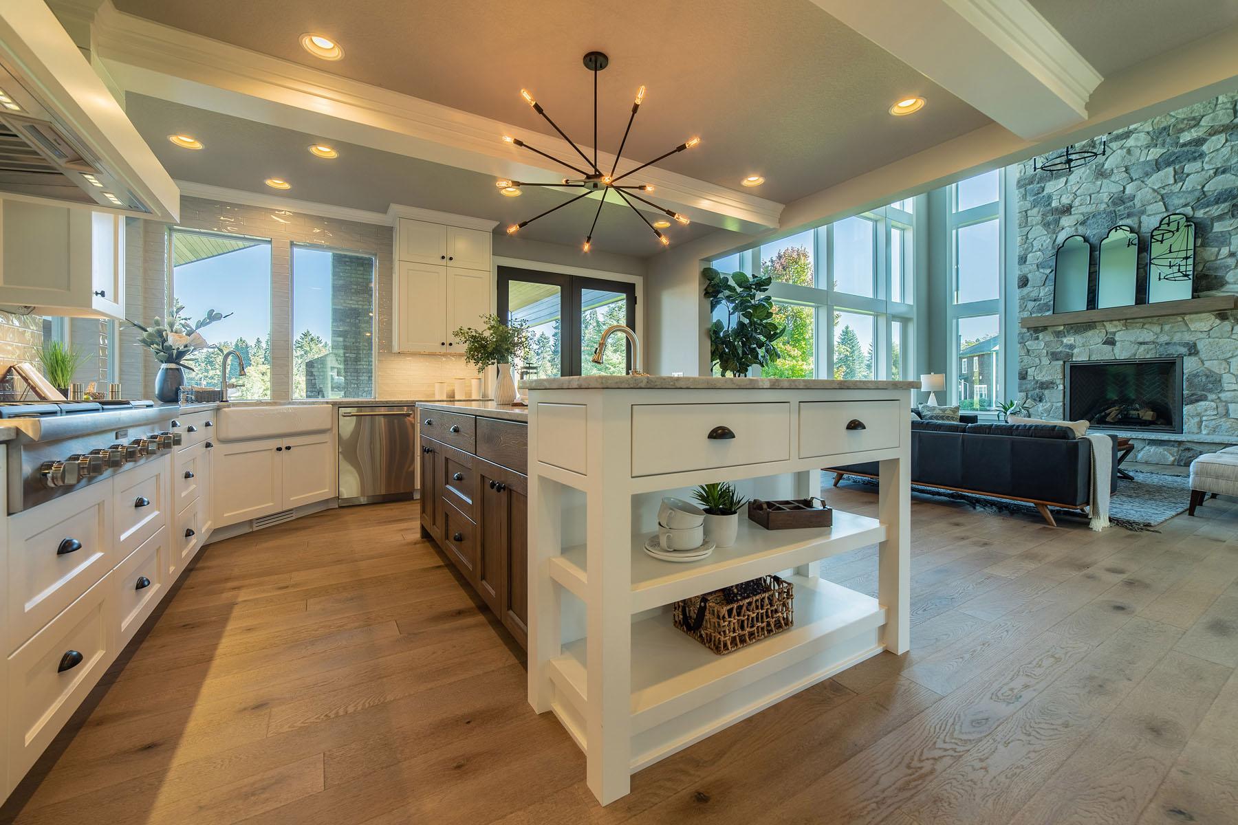 Bosky Dell kitchen