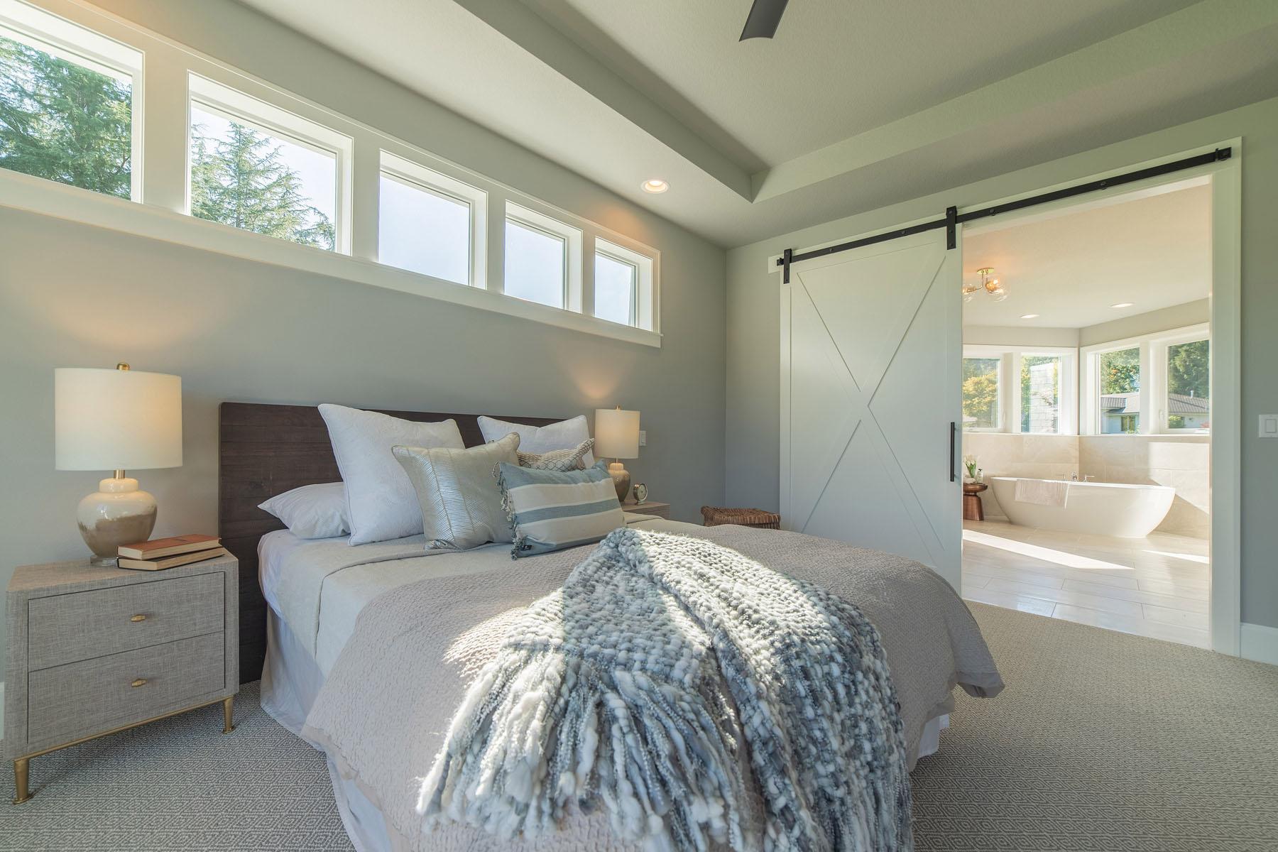 Bosky Dell bedroom